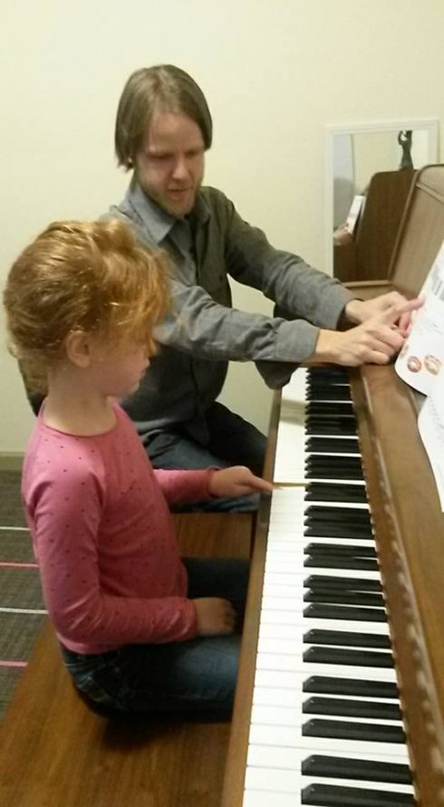 Music Lessons, Piano Lessons