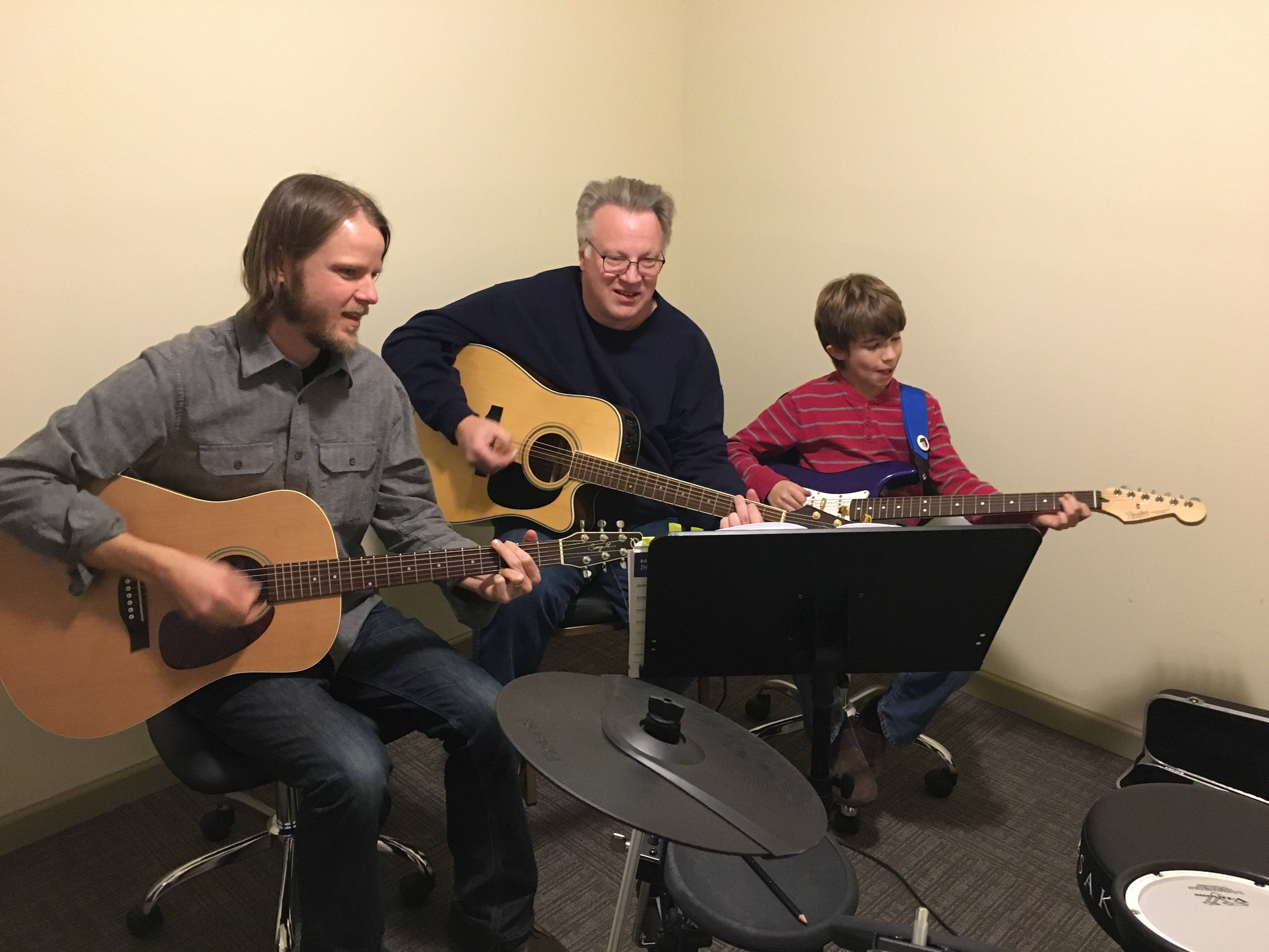 Guitar Lessons, Music Lessons