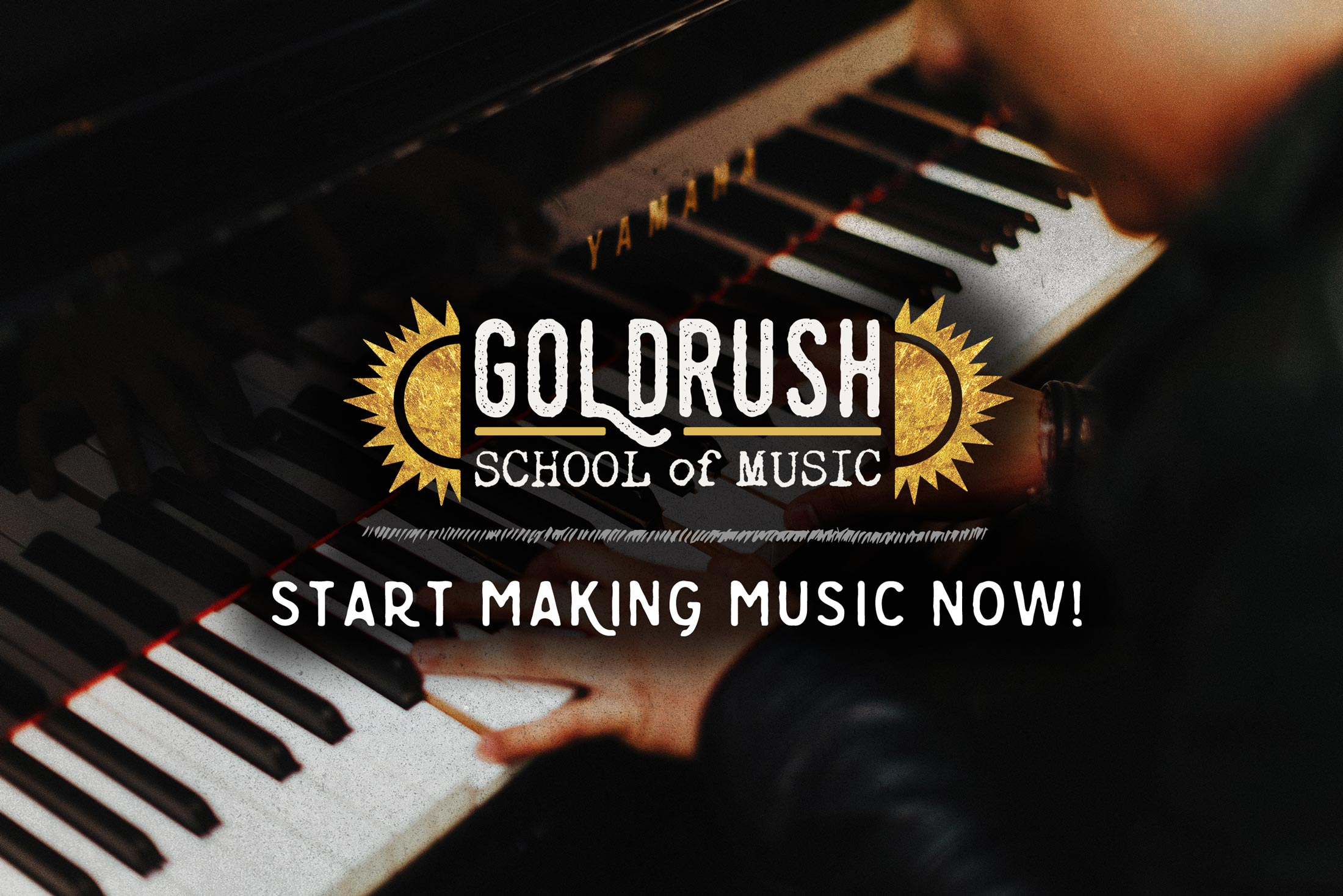 Goldrush School of Music - Music Lessons for All Ages